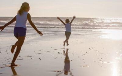 Idyllische stranden aan de Franse Atlantische kust: zonnebaden, surfen en in het zand relaxen